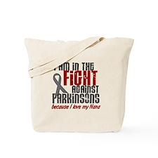 In The Fight 1 PD (Nana) Tote Bag