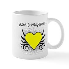 Bladder Cancer Tattoo Mug