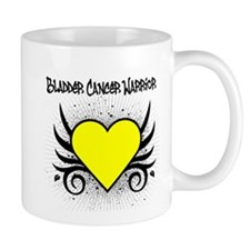 Bladder Cancer Warrior Mug