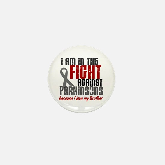In The Fight 1 PD (Brother) Mini Button