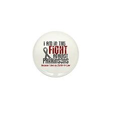 In The Fight 1 PD (Sister-In-Law) Mini Button (10