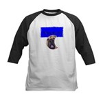 DOG GONE IT! Kids Baseball Jersey