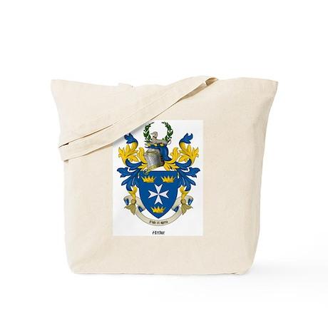 Arthur Modern Tote Bag