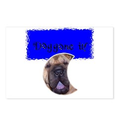 DOG GONE IT! Postcards (Package of 8)