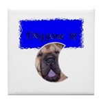 DOG GONE IT! Tile Coaster