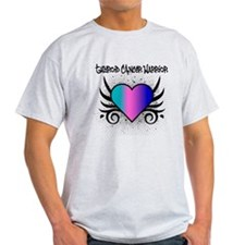 Thyroid Cancer Warrior T-Shirt
