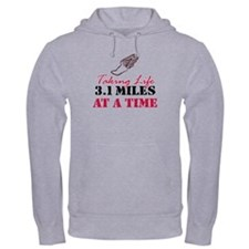 Taking Life 3.1 miles Hoodie