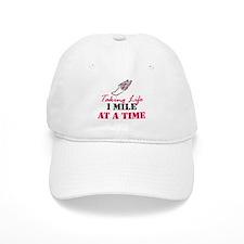 Taking Life 1 mile Baseball Cap