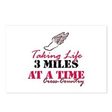 Taking Life 3 miles CC Postcards (Package of 8)
