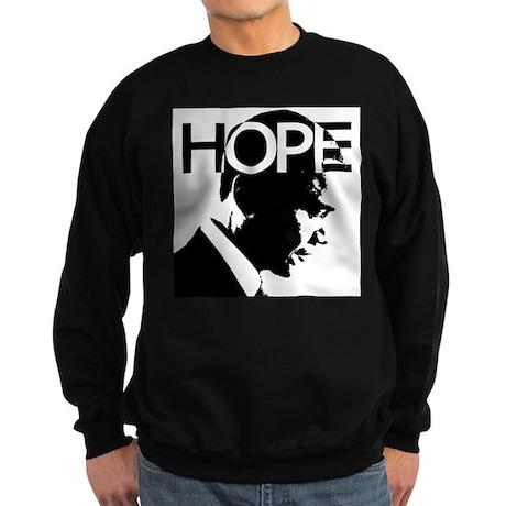 HOPE Obama Sweatshirt (dark)