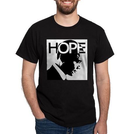 HOPE Obama Dark T-Shirt