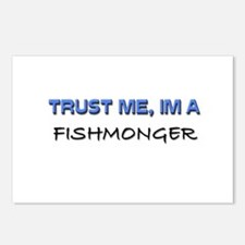 Trust Me I'm a Fishmonger Postcards (Package of 8)