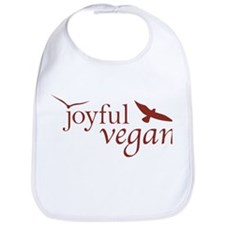 Joyful Vegan Bib