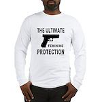 GUNS/FIREARMS Long Sleeve T-Shirt