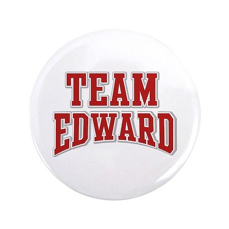 "Team Edward Personalized Custom 3.5"" Button"