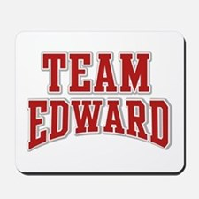 Team Edward Personalized Custom Mousepad