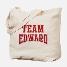 Team Edward Personalized Custom Tote Bag
