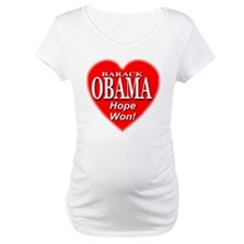 Barack Obama Hope Won Shirt