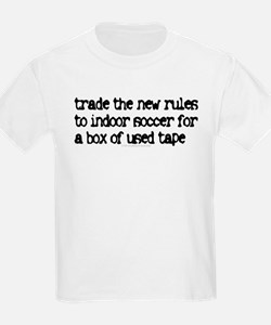Trade the new rules. Kids T-Shirt