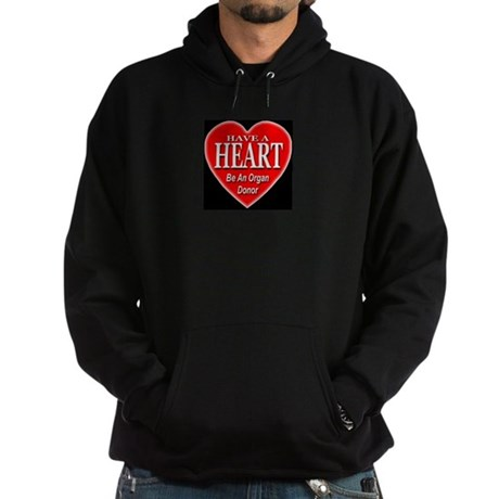 Be An Organ Donor Hoodie (dark)