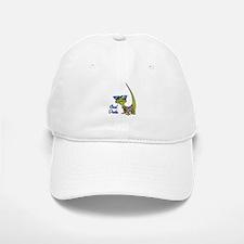 Cool Dude Lizard Baseball Baseball Cap