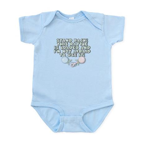 Loaded Rattle Infant Bodysuit