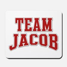 Team Jacob Personalized Custom Mousepad
