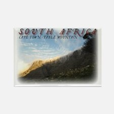 Table Mountain Rectangle Magnet