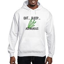 Eat ... Sleep ... ASPARAGUS Hoodie