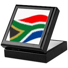 Nkosi Sikelel'i Afrika Keepsake Box