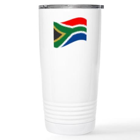 Nkosi Sikelel'i Afrika Stainless Steel Travel Mug