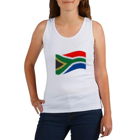 Nkosi Sikelel'i Afrika Women's Tank Top