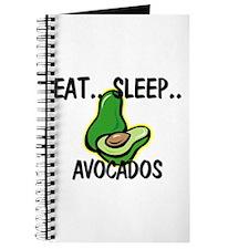 Eat ... Sleep ... AVOCADOS Journal