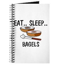 Eat ... Sleep ... BAGELS Journal