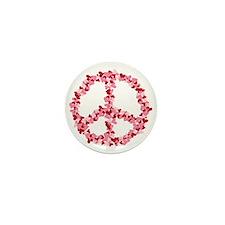 Cute Girl symbol Mini Button