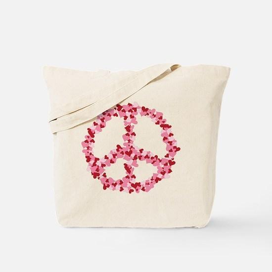 Cute Girl symbol Tote Bag