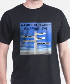 world travel 2009 T-Shirt