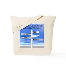 world travel 2009 Tote Bag