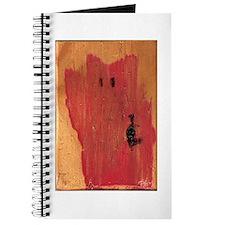 Red Pikachu Waves Goodbye Journal