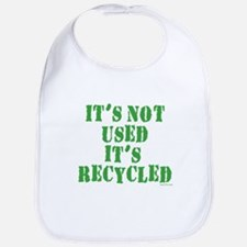 Recycle This Bib