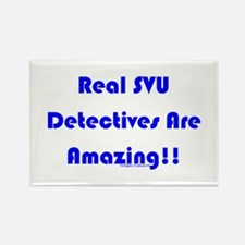 Real SVU Det. Amazing Rectangle Magnet