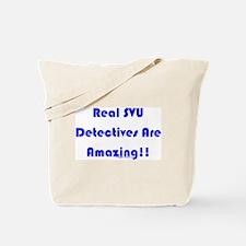Real SVU Det. Amazing Tote Bag