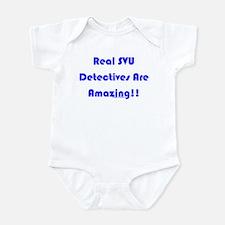 Real SVU Det. Amazing Infant Bodysuit