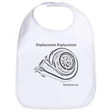 Displacement Replacement - Turbo Baby Bib