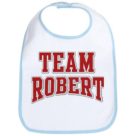 Team Robert Personalized Custom Bib