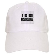 I am the Intersect - Chuck Baseball Cap