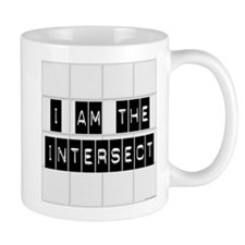 I am the Intersect - Chuck Mug
