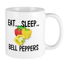 Eat ... Sleep ... BELL PEPPERS Mug