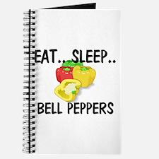 Eat ... Sleep ... BELL PEPPERS Journal