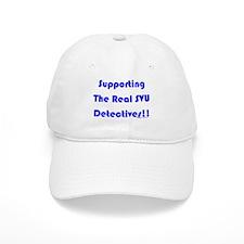 Supportin Real SVU Detectives Baseball Cap